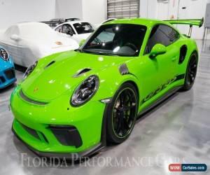 Classic 2019 Porsche 911 GT3 RS for Sale