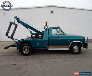 Classic 1986 Ford F-350 Tow Truck for Sale