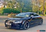 Classic 2011 Audi TTS Black edition s-tronic dsg automatic 2.0 tfsi px swap s3 golf gti for Sale