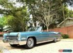 1966 Cadillac Eldorado for Sale