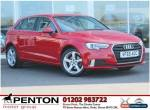 2017 Audi A3 1.0 TFSI Sport Sportback S Tronic (s/s) 5dr for Sale