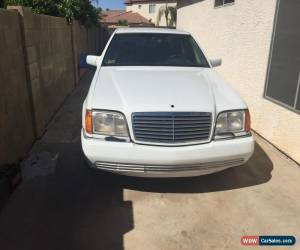 Classic 1993 Mercedes-Benz 600-Series for Sale
