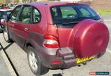 Classic 2001 RENAULT RX4 drive away . for Sale