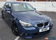 BMW 535D M SPORT AUTO M5 NNK TWIN TURBO 272BHP - LOOKING FOR QUICK SALE for Sale
