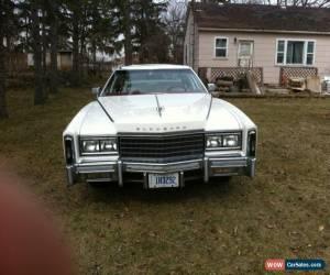 Classic 1977 Cadillac Eldorado Biaritz for Sale
