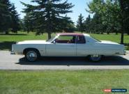1978 Chrysler New Yorker St.Regis Coupe for Sale