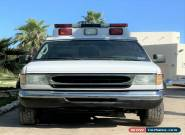 2003 Ford E-Series Van Ambulance for Sale