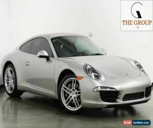 Classic 2012 Porsche 911 991 Carrera for Sale