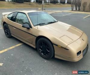 Classic 1987 Pontiac Fiero GT for Sale