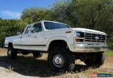 Classic 1986 Ford F-250 Lariat for Sale