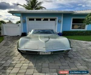 Classic 1971 Chevrolet Corvette Stingray for Sale