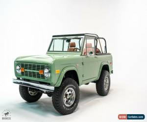 Classic 1974 Ford Bronco for Sale