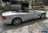 Classic 2003 Mercedes-Benz SL-Class for Sale