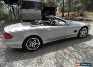 2003 Mercedes-Benz SL-Class for Sale