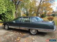 1996 Cadillac Fleetwood for Sale