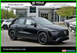 Classic 2021 Mercedes-Benz AMG GLA 45 AMG GLA 45 4MATIC AMG in Black/Red for Sale