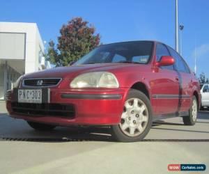 Classic 1998 Honda Civic VTi Sedan Automatic   for Sale