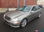 2007 Mercedes-Benz C-Class for Sale