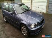 BMW 323i SE (4 door) E46 Saloon, 2.5 straigh 6-cylinder petrol Manual Box, 106k for Sale