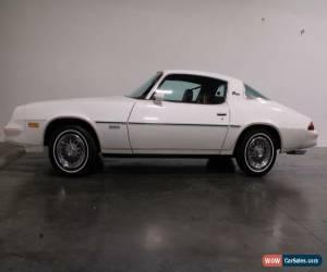 Classic 1980 Chevrolet Camaro for Sale