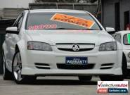 2006 Holden Commodore VE Omega White Automatic 4sp A Sedan for Sale