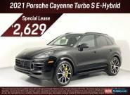 2021 Porsche Cayenne E-Hybrid Coupe for Sale