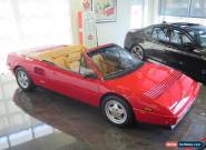 1992 Ferrari Mondial MONDIAL T for Sale
