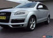 2008  Audi q7 my09 4.2 tdi s line for Sale