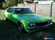 1978 HZ GTS MONARO (CLONE) for Sale