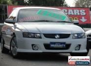 2005 Holden Calais VZ White Automatic 5sp A Sedan for Sale