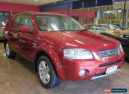 2005 Ford Territory SX Ghia (4x4) Indiana Automatic 4sp A Wagon for Sale