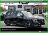 Classic 2021 Mercedes-Benz AMG GLB 35 AMG GLB 35 with 3rd Row Seats and Fully Loaded for Sale