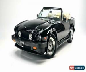 Classic 1989 Aston Martin Vantage Volante for Sale