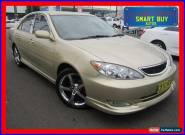 2003 Toyota Camry ACV36R Sportivo Gold Automatic 4sp A Sedan for Sale