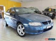 2002 Holden Commodore VX II Blue Automatic A Sedan for Sale