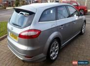 2010 Ford Mondeo Titanium X Sport Estate (2.0 Turbo Ecoboost) - MINT CONDITON for Sale