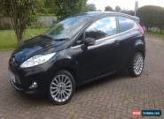2011 FORD FIESTA 1.4 TITANIUM AUTOMATIC ONLY 28500 miles + 2 LADY OWNERS  for Sale