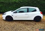 Classic 2009 RENAULT CLIO 197 SPORT 2.0vvt WHITE for Sale