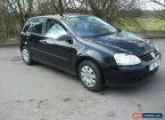 2007 VOLKSWAGEN GOLF TDI S GOOD CLEAN CAR..SPARES&REPAIRS..DRIVES GREAT.. for Sale