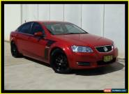 2012 Holden Commodore VE II MY12 Omega Burgundy Automatic 6sp A Sedan for Sale