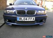 2004 BMW 318I SPORT TOURING BLUE for Sale