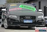 Classic 2011 Audi S3 8P Sportback Black Automatic 6sp A Hatchback for Sale