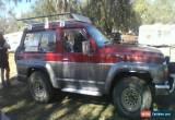 Classic 1988 Nissan Safari Short Wheel base for Sale
