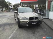 BMW X5 3.0d (2007) 4D Wagon Automatic (3L - Turbo CDI) 5 Seats for Sale