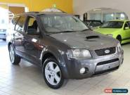 2007 Ford Territory SY Turbo Ego Automatic A Wagon for Sale