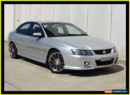 2004 Holden Calais VZ Silver Automatic 4sp A Sedan for Sale