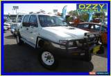 Classic 2002 Toyota Hilux KZN165R (4x4) White Manual 5sp M Dual Cab Chassis for Sale