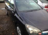 VAUXHALL ASTRA 1.4 SPARES REPAIR PROJECT for Sale
