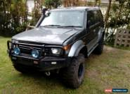 Mitsubishi Pajero GLS LWB (4x4) (1997) 4D Wagon Automatic (3.5L - Multi Point... for Sale