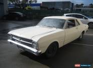 1967 XR Ford Falcon Coupe Project Car.  for Sale